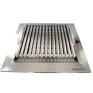 Churrasqueira CookTop Elétrica 3000w Refracon