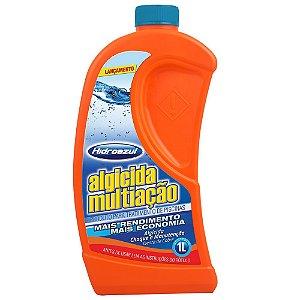 Algicida Multiação 1L HidroAzul