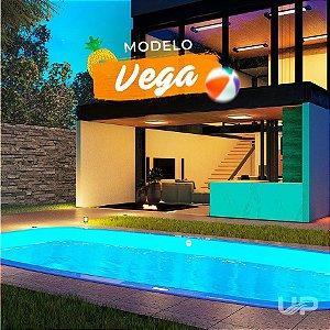 Piscina de Fibra Vega 6 metros