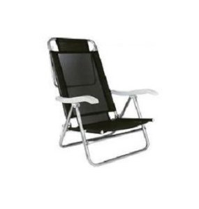 Cadeira de Praia Reclinável Sol de Verão MOR