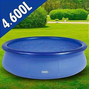 Piscina Inflável Splash Fun 4.600 litros MOR