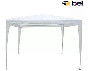 Tenda Gazebo Branca 3X3 BelFix