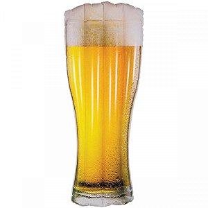 Colchão Inflável Copo de Cerveja