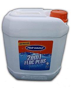 Clarificante e Decantador Floc Plus 2 em 1 HidroAzul