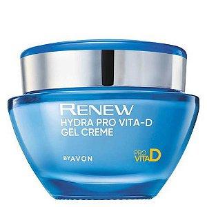 Gel Creme Renew Hydra Pro Vita-D - 50g