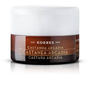 Korres  Castanea Arcadia Creme Antirrugas Noite 40g Korres Castanea Arcadia Creme Antirrugas Noite 40g