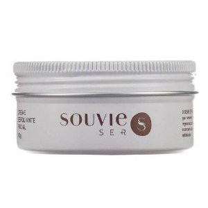 Creme Esfoliante Facial Orgânico Linha Ser+ 80g - Souvie