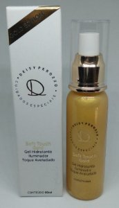 Soft Touch Gold- Hidratante Em Gel 60Ml Deisy Perozzo