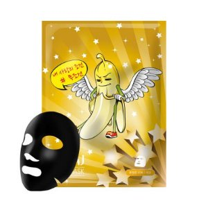 Mascara Koreana Limpeza Facial Limão