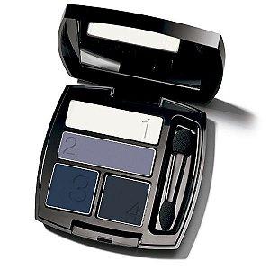 Quarteto de Sombra para Olhos True Color 5g - Celeste