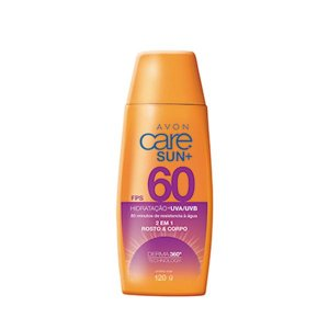 Care Sun+ Protetor Solar FPS 60 120 g