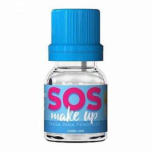 SOS Make Up Recuperador de Maquiagem Pausa para Feminices