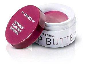 Hidratante Labial Framboesa Korres Lip Butter 6g