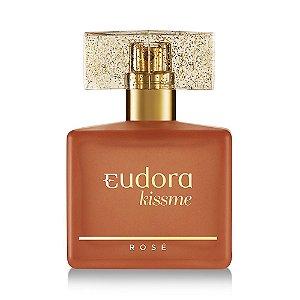 Perfume feminino Deo Colônia Kiss Me Rosé 50ml