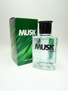 Musk Fresh Colônia Desodorante