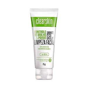 Sabonete Gel Facial De Limpeza Profunda Clear Skin 75g