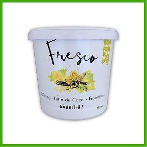 Iogurte - Baunilha Fresco - Sem Lácteos