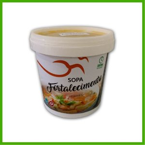 Sopa Fortalecimento - Legumes