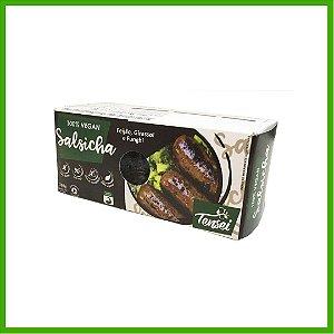 Salsicha Vegana de Feijão, Girassol e Funghi - Tensei