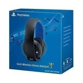 Headset Gold PS4