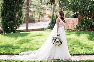 Vestido de Noiva Especial