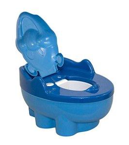 3530c043c Troninho Infantil Modelo Urso - Azul zoom