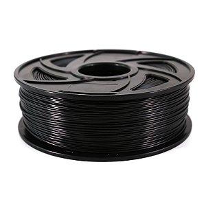 Filamento Anet ABS preto - 1 kg - 1,75mm