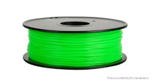 Filamento Anet ABS verde - 1 kg - 1,75mm