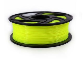 Filamento Anet ABS amarelo - 1 kg - 1,75mm