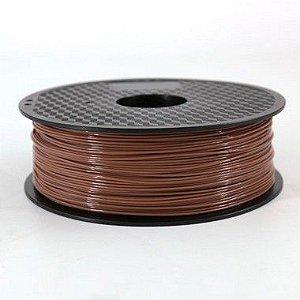 Filamento Anet ABS marrom- 1 kg - 1,75mm