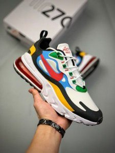 Tênis Nike Air Max 270 React Multi-Color