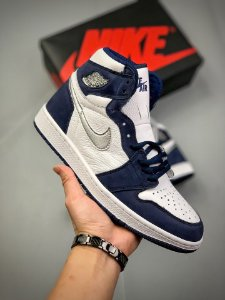Tênis Air Jordan 1 – Midnight Navy