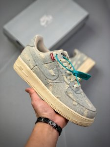 Tênis Nike Air Force 1 Low Jeans