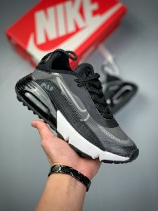 Tênis Nike Air Max 2090 Black White