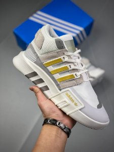 "Tênis Adidas EQT Bask ADV V2 ""Gold Metallic"""