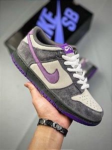 "Tênis Nike Dunk Low Pro SB ""Purple Pigeon"""
