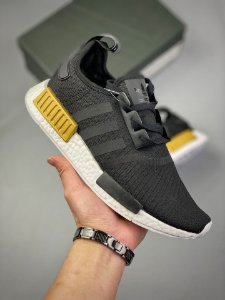 "Tênis Adidas NMD R1 ""Black Gold"""