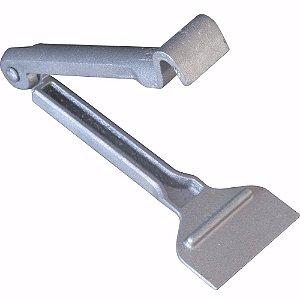 Pegador de Formas em Alumínio Fundido