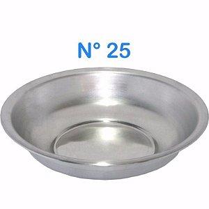 Bacia de Alumínio N° 25 Simples 1,5 Litros