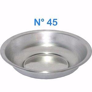 Bacia de Alumínio N° 45 Simples 8,5 Litros