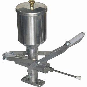 Doceira / Recheadeira Pao de Queijo 1 Litro em Alumínio