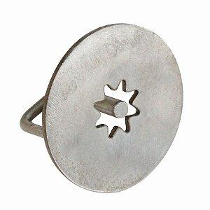 Adaptador Estrela para Churritos em Alumínio Fundido Maqchurros