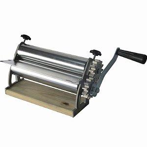 Cilindro de Massas 26cm Manual Alumínio Fundido