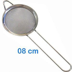 Peneira em Inox 8cm para Sucos