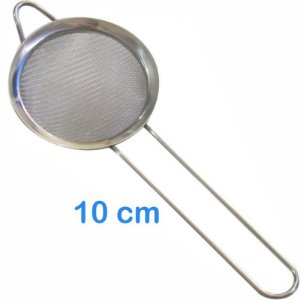 Peneira em Inox 10cm para Sucos