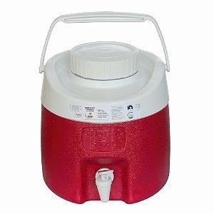 Botijão Térmico para Água 4 Litros com Torneira