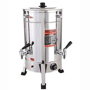 Maquina De Café Cafeteira Elétrica Comercial Inox 4 Litros