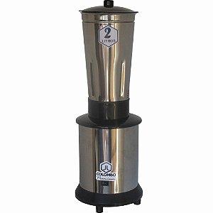 Liquidificador Industrial Comercial 2 Litros Baixa Rotação 700w Bivolt