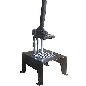 Picador de Legumes Pequeno Modelo Mesa em Alumínio