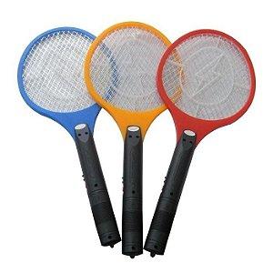 Raquete Elétrica Contra Pernilongo Dengue Febre Amarela